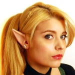 Anime Elf Ears