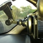 Dashboard Windshield Smartphone Holder
