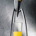 Futuristic Citrus Juicer
