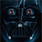 I Am Your Father Signed Canvas Giclee Print