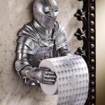 Kinght Toilet Paper Holder
