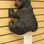 Pooping Bear Toilet Paper Holder