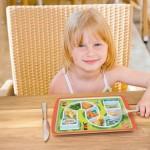 Dinner Game Plate