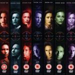 The X-Files Complete TV Series DVD Collection