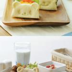 Panda Bread Cutter