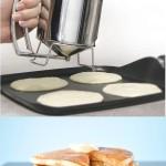 Perfect Pancake Batter Dispenser