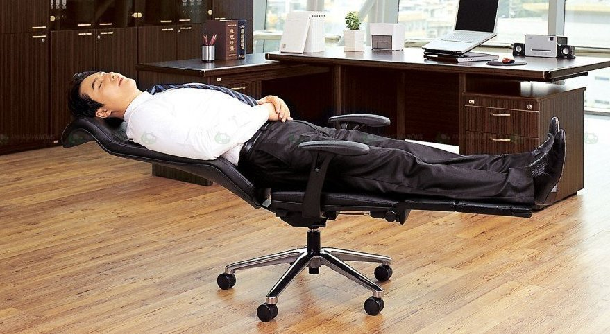 Fully Reclining Office Chair. Office Chair Recline. Home Design Ideas