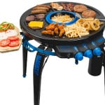 360° Degree Grill/Fryer 3
