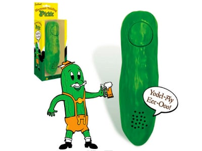 A Yodeling Pickle 1
