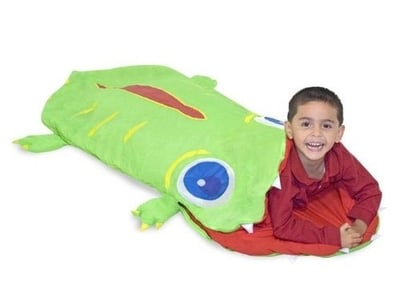 Alligator Sleeping Bag