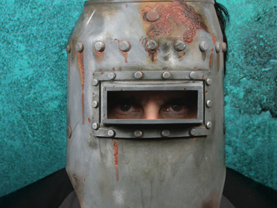 Bioshock Replica Splicer Welder Mask 1