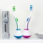 Bobble Toothbrush Stand