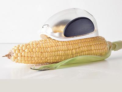 Convenient Corn Stripper