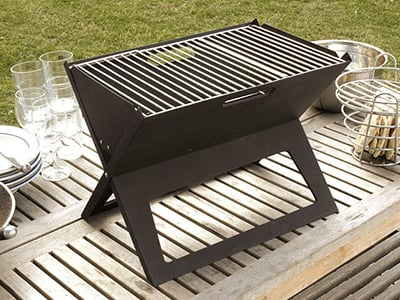 Foldable Grill 1