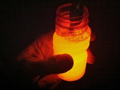 Glow-In-The-Dark Bubbles 1