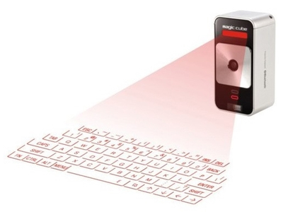 Laser Projection KeyboardTouchpad