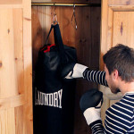 Laundry Punching Bag 1