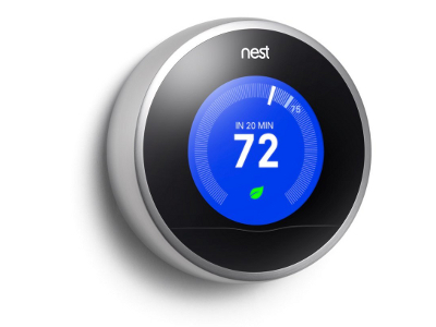Learning-Thermostat-Wi-FiSmartphone-compatible
