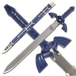 Link's Master Sword From Twilight Princess