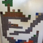 Minecraft Magnetic Sheet Blocks 8