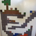 Minecraft Magnetic Sheet Blocks