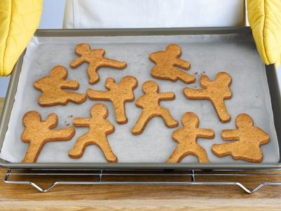 Ninja Men Cookie Cutters
