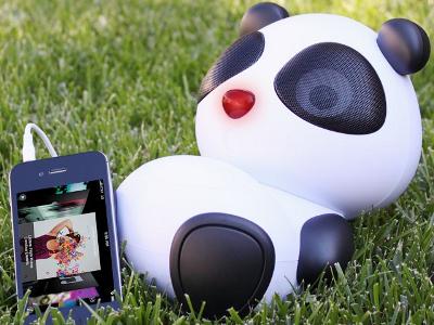 Panda Speaker 1