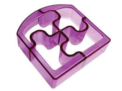 Puzzle Piece Sandwich Cutter