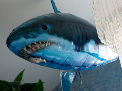 Remote control flying shark for Remote control flying fish