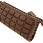 Scented Chocolate Bar Purse