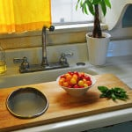 Sink Cutting Board 2
