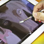 Touchscreen Paintbrush Stylus