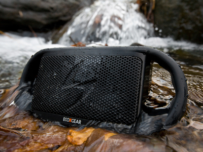 Waterproof and Rugged Wireless Bluetooth Speaker 1