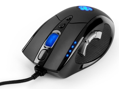 Weight Tuning, Laser Precision Gaming Mouse