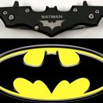 Batman Twin Blade Batarang Knife