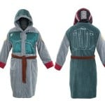 Boba Fett Bathrobe
