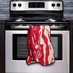 Bacon Kitchen Towel 2