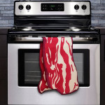 Bacon Kitchen Towel 7