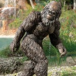 Bigfoot Statue 9