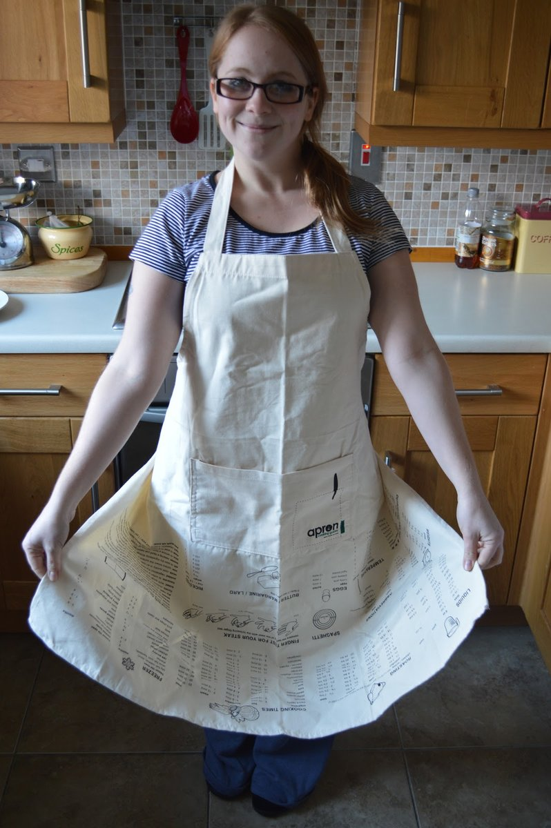 Cooking Guide Apron 1
