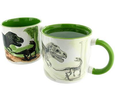 Disappearing Dinosaur Mug 1