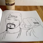 Gangsta Rap Coloring Book 5