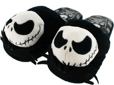 Jack Skellington Slippers 1