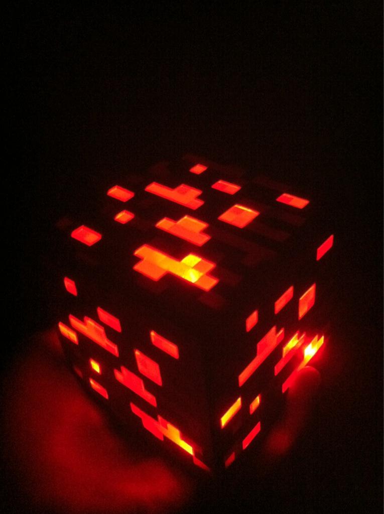 Minecraft Light Up Redstone 1