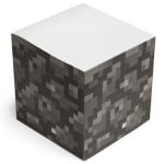 Minecraft Stone Block Sticky Notes
