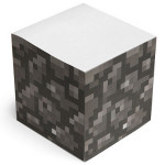 Minecraft Stone Block Sticky Notes 8