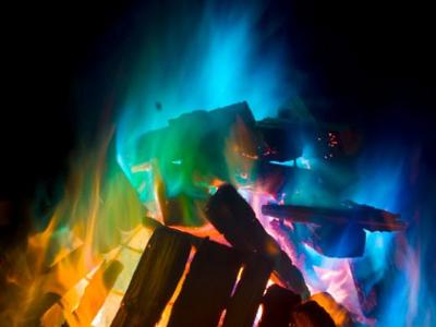 Mystical Fire 1
