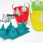 Shark Fin Ice Cube Tray 8