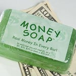 Soap With Money Inside
