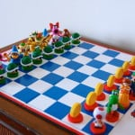 Super Mario Chess